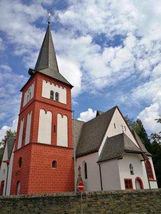 Dei Kirche St. Johannes Baptist in Bruchhausen