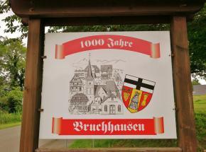 Wir erreichen Bruchhausen