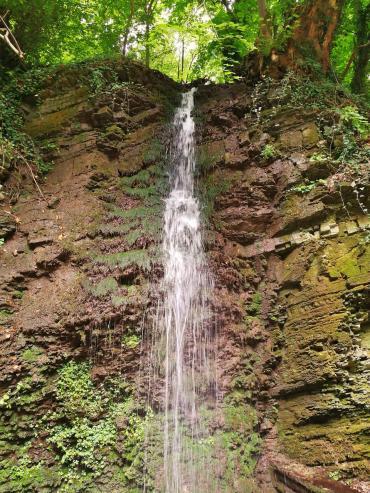 Der Unkeler Wasserfall