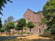 Die katholische Pfarrkirche St. Pankratius in Anholt