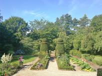 Schöner Bauerngarten