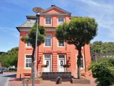Die Arenbergische Rentei - heute Stadtmuseum