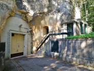 Die Bunkeranlage des Nato-Hauptquartiers von HQ 1954