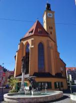 Evangelische Kirche St. Jakob