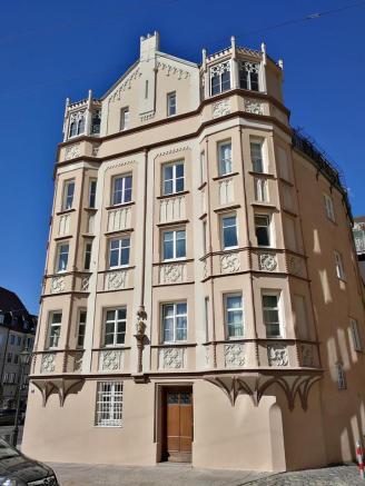 Wohn-und Geschäftshaus in der Maximilianstraße