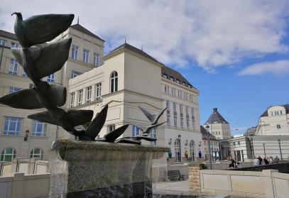 Kunst- und Kulturstadt Luxemburg