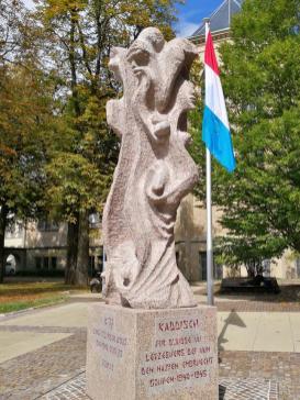 Denkmal für die von den deutschen ermordeten Juden