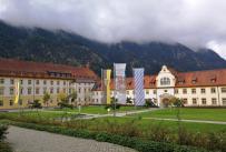 Derzeit findet hier die Bayerische Landesausstellung statt