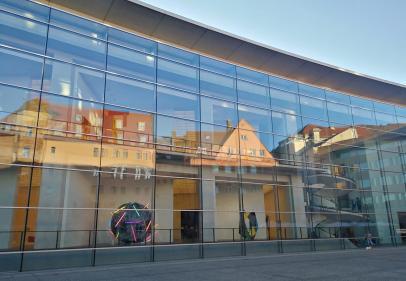 Das Museum für Moderne Kunst
