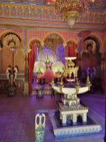 Wie ein Märchen aus Tasend und einer Nacht: Innenraum des Maurischen Kiosks