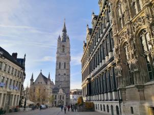 Belfort und Altes Rathaus