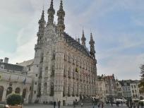 Das Alte Rathaus am Grote Markt, Ansicht von Osten