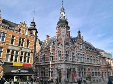 Altes Stadthaus neben der Sint Pieterskerk