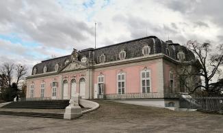 Nordfassade des Schlosses