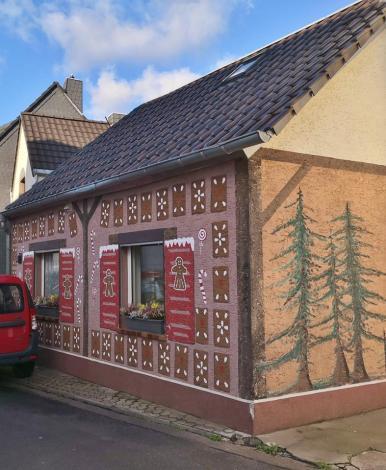 Lebkuchenhaus in Wesseling