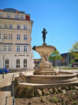 Villersbrunnen am Hotel Fuerstenhof