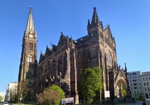Die Peterskirche