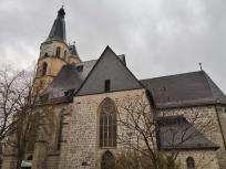 Die evangelische Stadtpfarrkirche St. Blasii am Alten Markt