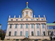 Altes Rathaus am Alter Mark - heute Forum für Kunst und Kultur