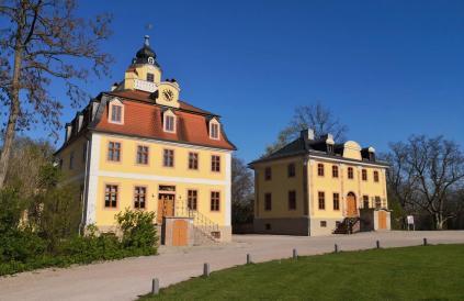 Nebengebäude neben dem Schloss