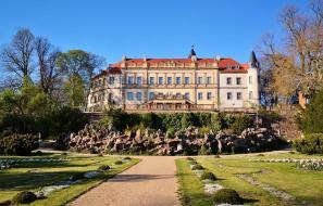 Schloss Wiesenburg in Wiesenburg/Mark