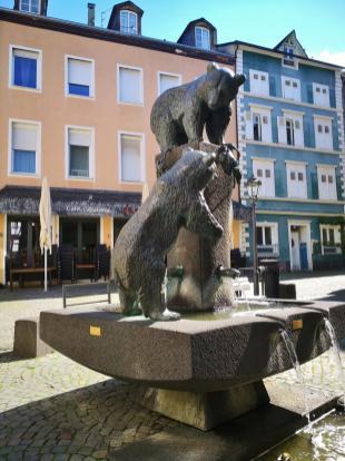 Der Bärenbrunnen