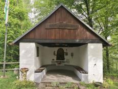Kleine Kapelle am Limeswegs