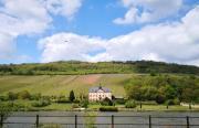 das erste französische Haus hinter der Luxemburger Grenze