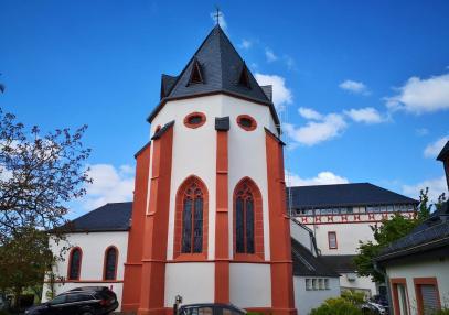 Die Marienburg - heute eine Jugendbegegnunsstätte