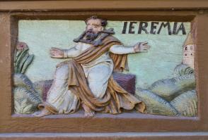Motivtafeln mit den Jüngern Jesu