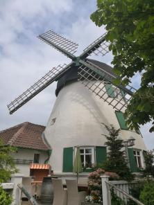 Die Alte Mühle im kleinen Nachbarort Fissenknick
