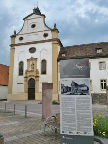 Ehemaliges Franziskanerkloster von 1749