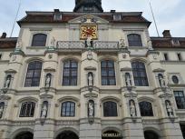 Fassadendetails am Rathaus