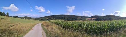Panoramabild aus der Elfringhauser Schweiz