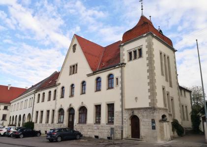 Das Alte Amtsgericht in Gammertingen