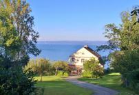 Ein Traum: Das Haus am See