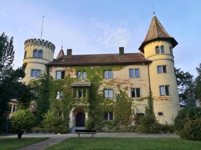 Ehemaliges Schloss Königsegg in Oberzell