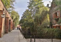 Stadtmauer am Stadtbach