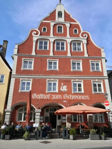 Gasthof auf der Kalchstraße