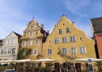 Häuser am Weinmarkt