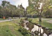 Kneipp-Becken im Stadtpark