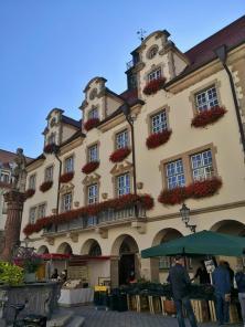 Rathaus von Sigmaringen