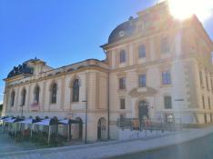 Der alte Prinzenpalast