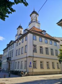 Das Rathaus von Tuttlingen