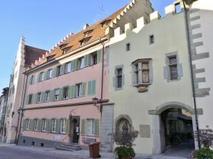 Häuser in der Christophstraße