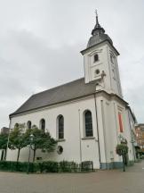 Die evangelische Stadtkirche