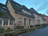Historische Häuser der Arbeitersiedlung Schüngelberg