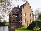 Die Wasserburg Haus Fürth bei Liedberg, Rückansicht (Foto CaS2000 | http://commons.wikimedia.org | Lizenz: CC BY-SA 3.0 DE)