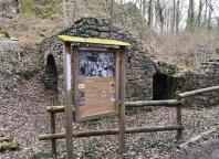 Einer von ehemals zahlreichen Kalköfen im Neandertal
