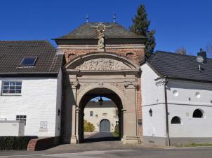 Portal des früheren Klosters Eppinghoven